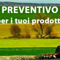 Preventivi prodotti agricoli